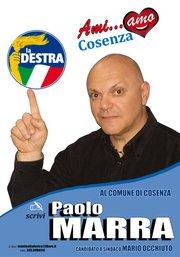186519_1633327805_7844703_n Cosenza: Paolo Marra si candida a consigliere comunale