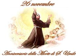 3571179 Festa liturgica in onore dell'Anniversario della morte di S.Umile