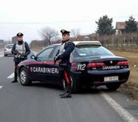 carabinieri_posto_di_blocco 'Ndrangheta: Reggio Calabria, sequestrato panificio
