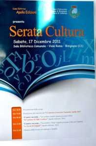 serata_cultura_bisignano2011-196x300 Serata Cultura - 17 Dicembre 2011 a Bisignano