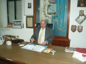 commissario_demetrio_martino Lettera di conversazione con il Commissario Prefettizio dott. Demetrio Martino
