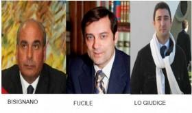 candidati_bisignano_2012 Amministrative a Bisignano, i tre candidati a confronto