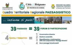 """Man_Bisignano-300x184 Quadro territoriale paesaggistico: A Bisignano si parlerà del """"Bacino del Lago di Tarsia"""""""