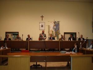 consigliobisignano_primaseduta Aula gremita per la prima seduta del nuovo Consiglio Comunale