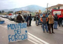 movimento__forconi Villa San Giovanni: continua ad oltranza la Protesta dei Forconi