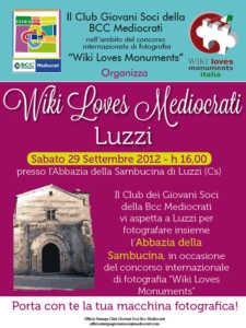 LOCANDINA-LUZZI-225x300 Luzzi: Wiki loves Monuments Mediocrati