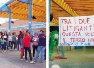 emmezeta-montalto-300x217 Montalto: La protesta dei lavoratori dell' Emmezeta