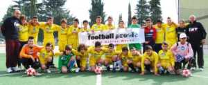 gioventuinfiore-300x123 A San Giovanni in Fiore incontro di calcio contro il razzismo in Europa