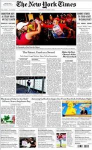 nytymes La Salerno-Reggio Calabria finisce in prima pagina sul New York Times