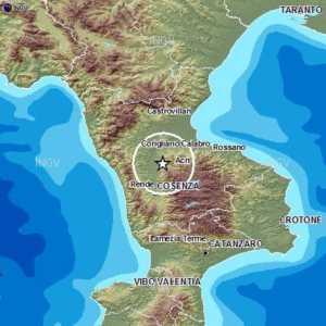 epicentro-bisignano-300x300 Scossa di terremoto magnitudo 3.0 epicentro tra Acri e Bisignano