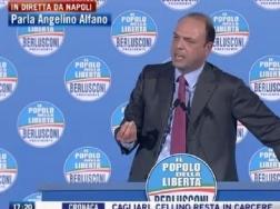 """angelino-alfano Alfano: """"Siamo la maggioranza in Senato"""""""