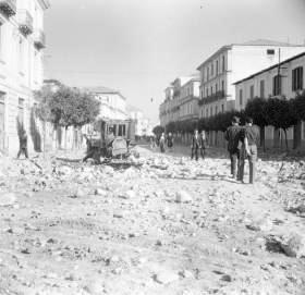 guerra- Cosenza, 12 Aprile 1943 la città bombardata dalla Guerra Mondiale