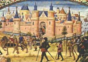 medioevo-300x212 7 Aprile 1704, tempo di festeggiamenti a Bisignano