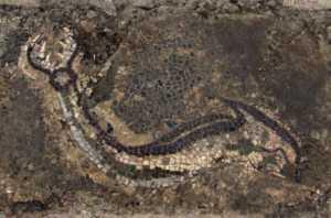 mosaico-calabria-300x198 Scoperto il più grande mosaico della Magna Grecia