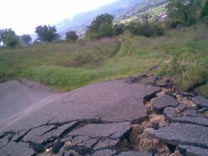 dissesto- Interrogazione consiliare: dissesto idro-geologico nel comune di Bisignano