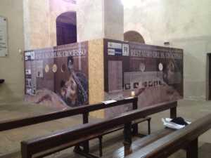 duomo-cosenza-crocifisso-300x225 Restaurato il SS. Crocifisso del Duomo di Cosenza