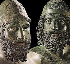 bronzi-riace I Bronzi all'expo e il David di Michelangelo in Calabria
