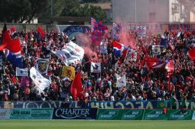 tifosi-cosenza Calcio, Cosenza promosso in Prima divisione Lega Pro