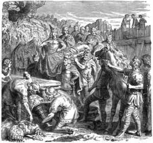 Death_of_Alaric-300x280 Nuovi scavi per trovare il tesoro di re Alarico