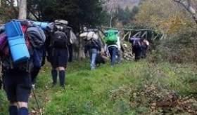 scout Cosenza, Ritrovati gli scout dispersi in Sila