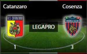 9876catcoslegpro32-300x188 Coppa Italia Lega Pro, Cosenza vince il derby contro il Catanzaro