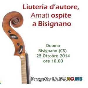 convegnoliuter-300x300 Liuteria d'autore, AMATI ospite a Bisignano