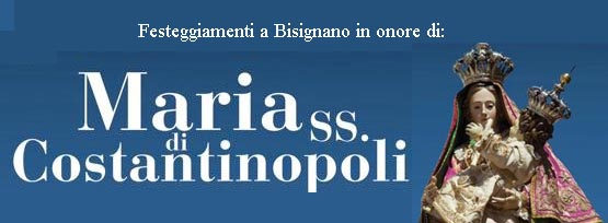 festeggiamenti.ss_.maria_.costantinopoli.madonnella La Fiera della Madonnella a Bisignano - Domenica 16 Ottobre 2016