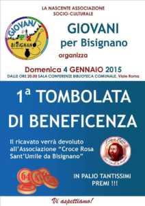 10888046_10204465935666613_967623315_n-212x300 Giovani per Bisignano ... e per una tombolata benefica
