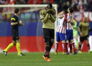 Atletico vs Milan - UEFA Champions League