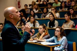 luca incontra gli studenti