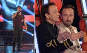 Fabio-Curto-Facchinetti-300x182 L'acrese Fabio Curto campione di The Voice. La Calabria lo festeggia