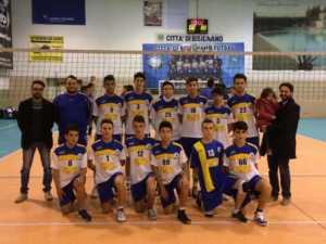 under17 volley