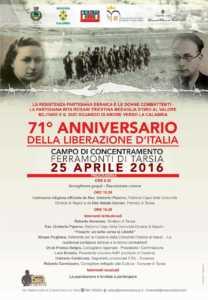 locandina-tarsia-25-aprile-208x300 Tarsia non dimentica. Il 25 aprile a Ferramonti