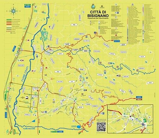 pianta-bisignano-piantina Presentata la cartina guida comunale