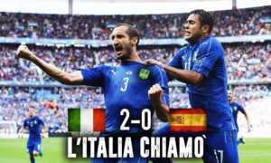 copertina-italia-spagna-300x180 Italia non si... spagna. Chiellini e Pellè per l'impresa