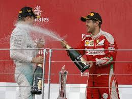 images Rosberg vince a Baku, Ferrari seconda