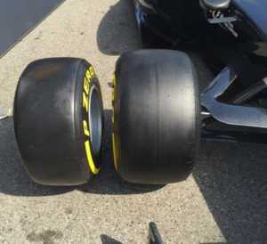 13933429_973806992728243_1060517288_n-300x274 In pista le nuove gomme Pirelli