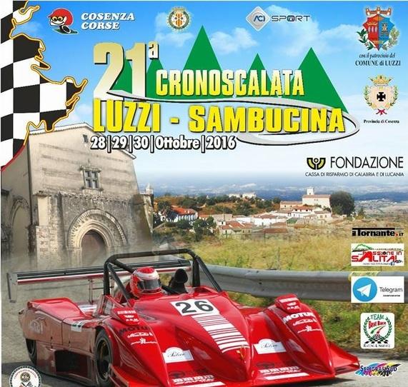 luzzi-sambucina Luzzi-Sambucina, edizione 2016 (e torna lo slalom a Sartano)