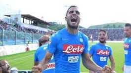 Crotone-Napoli 1-2: la prima di A allo stadio