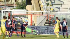 gol-trott-300x169 Crotone, finalmente la prima vittoria!