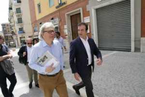 sgarbi-occhiuto-300x200 Dimissioni Sgarbi, il sindaco Occhiuto chiede tempo