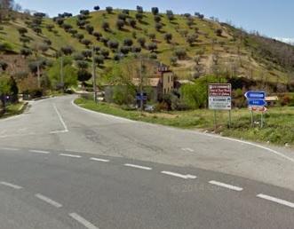 sp236-acri-bisignano Possibilità di ammodernamento per la strada che collega Bisignano con Acri