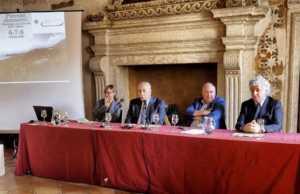 un-momento-della-conferenza-stampa-di-Trento-300x194 Eccellenze Trentine nel Castello Ducale di Corigliano Calabro