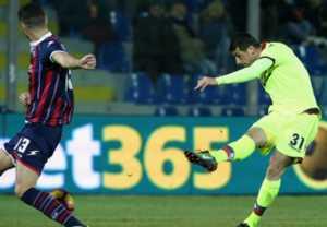 Crotone-Bologna 0-1