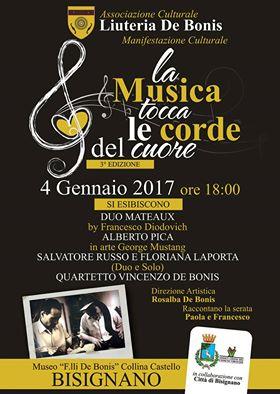 """liuteria-invito-la-musica-tocca-le-corde-del-cuore Al Museo della liuteria De Bonis """"La musica tocca le corde del cuore"""""""