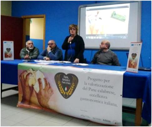 """pane-amore-madeinitaly Scuole e associazioni in rete con """"Pane, Amore e Made in Italy"""" per recuperare la tradizione del pane e valorizzare le tipicità regionali"""