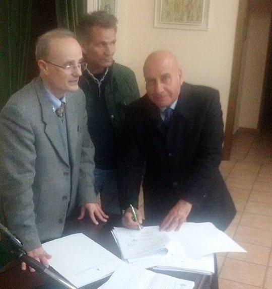 umile-bisignano Il sindaco alla Provincia per discutere delle sorti dell'IIS Siciliano