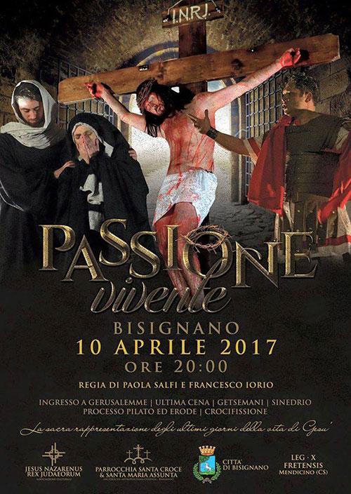 passione-vivente-bisignano Questa sera l'appuntamento con la Passione Vivente