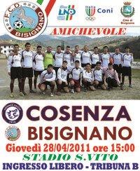 203515_182704628448626_3682204_n Incontro amichevole Cosenza-Bisignano