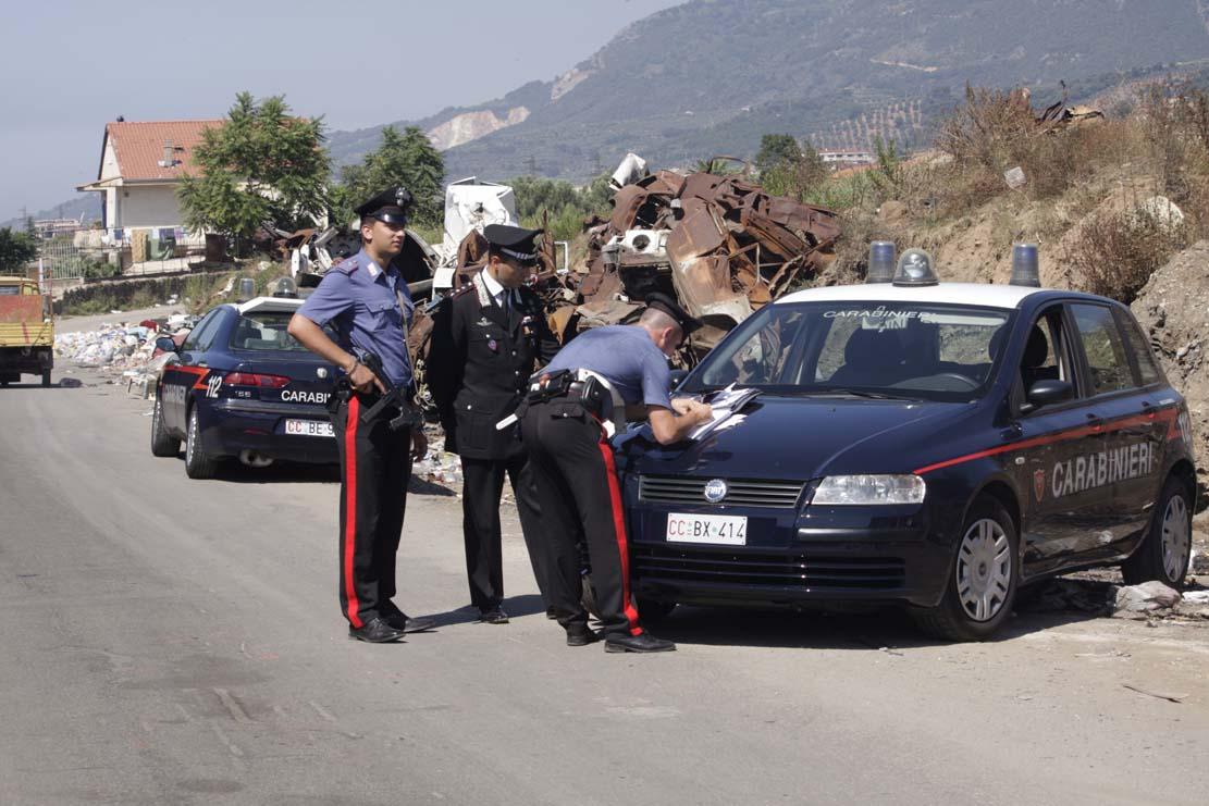 CampoRom Trasporta materiale radioattivo, arrestato a Lamezia Terme